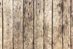Oude achtergronden en textuur houten vloer of muur Royalty-vrije Stock Fotografie