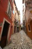 Oude Adriatische stad 11 royalty-vrije stock foto's