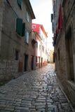 Oude Adriatische stad 22 royalty-vrije stock afbeelding