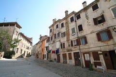 Oude Adriatische stad 30 stock foto's