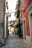 Oude Adriatische stad 7 royalty-vrije stock fotografie