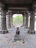 Oude aishwareshwar tempel Stock Afbeeldingen