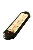 Oude alcoholthermometer. Stock Afbeeldingen