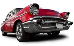 Oude Amerikaanse auto Stock Fotografie