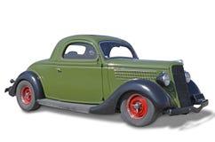 Oude Amerikaanse auto Royalty-vrije Stock Foto's