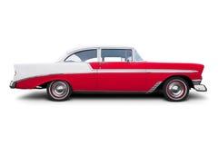Oude Amerikaanse auto Stock Afbeeldingen