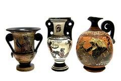 Oude griekse amfora stock foto afbeelding 54447566 - Oude griekse decoratie ...