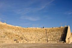 Oude amphitheatre Stock Afbeelding