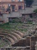 Oude Ampitheatre Stock Afbeeldingen