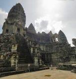 Oude Angkor Wat Stock Foto