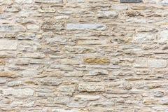 Oude antieke de textuurachtergrond van de natuursteenbakstenen muur Royalty-vrije Stock Afbeeldingen