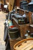 Oude antieke dingen Royalty-vrije Stock Foto's