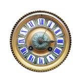Oude antieke klok Royalty-vrije Stock Afbeeldingen