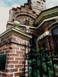 OUDE antiquiteit, de bouw stock afbeelding