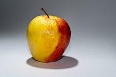 Oude appel Royalty-vrije Stock Fotografie
