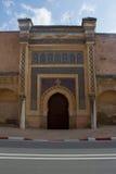 Oude Arabische Poort stock foto's