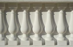 Oude architecturale kolom Royalty-vrije Stock Fotografie