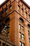 Oude architectuur Stock Afbeelding