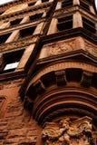 Oude architectuur Royalty-vrije Stock Foto's