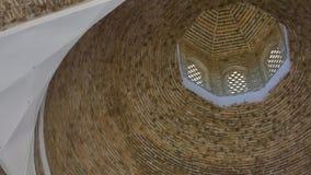 Oude architectuur van Centraal-Azië en het Oosten stock videobeelden