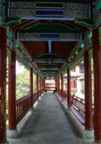 Oude architectuur in yunnan dali, China royalty-vrije stock afbeelding
