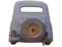Oude auto Royalty-vrije Stock Afbeelding