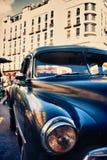 Oude auto's royalty-vrije stock afbeeldingen