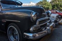 Oude auto's royalty-vrije stock foto