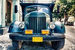 Oude auto's stock afbeelding