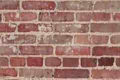 Oude baksteenachtergrond Royalty-vrije Stock Afbeelding