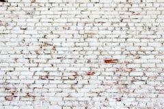 Oude bakstenen muur Stock Afbeeldingen