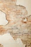 Oude bakstenen muur Royalty-vrije Stock Foto's