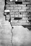 Oude Bakstenen muur royalty-vrije stock foto