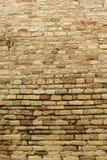 Oude Bakstenen muur Stock Foto