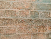 Oude Bakstenen muur Royalty-vrije Stock Fotografie