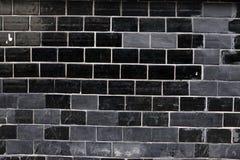 Oude Bakstenen muur Achtergrond voor uw ontwerp Royalty-vrije Stock Afbeelding
