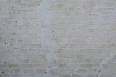 Oude bakstenen muur als achtergrond Royalty-vrije Stock Foto
