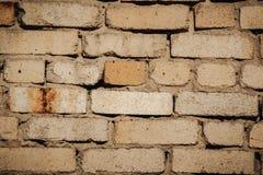 Oude Bakstenen muur Grunge achtergrond abstracte muur als achtergrond stock foto's