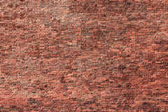 Oude bakstenen muur in grungestijl als achtergrond Royalty-vrije Stock Fotografie