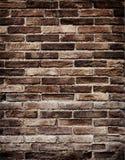 Oude bakstenen muur grungy textuur stock foto's
