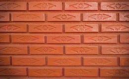 Oude bakstenen muur, metselwerk royalty-vrije stock foto