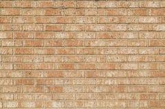 Oude bakstenen muur, oude textuur van de rode close-up van steenblokken Stock Foto's