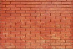 Oude bakstenen muurachtergrond, Stock Afbeeldingen