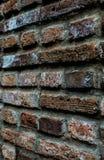 Oude bakstenen muurtextuur Royalty-vrije Stock Foto