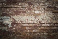 Oude bakstenen muurtextuur Royalty-vrije Stock Afbeeldingen