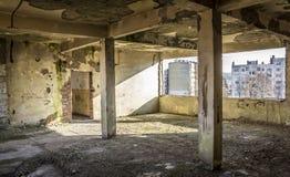 Oude barakken Royalty-vrije Stock Foto
