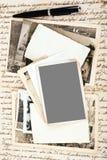 Oude beelden Stock Fotografie