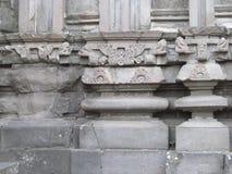 Oude Beeldhouwwerken Stock Afbeelding