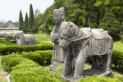 Oude Beeldjes, Guilin, China Stock Afbeeldingen