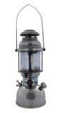 Oude benzinelamp Royalty-vrije Stock Afbeeldingen